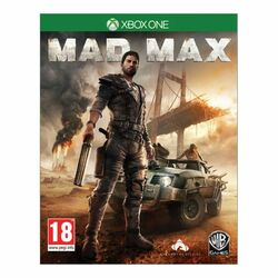 Mad Max [XBOX ONE] - BAZÁR (použitý tovar) na progamingshop.sk