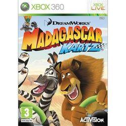 Madagascar Kartz [XBOX 360] - BAZÁR (použitý tovar) na progamingshop.sk