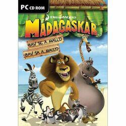 Madagaskar: Bav sa a maľuj CZ na progamingshop.sk