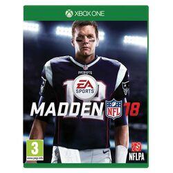 Madden NFL 18 na pgs.sk