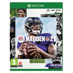Madden NFL 21 [XBOX ONE] - BAZÁR (použitý tovar) na progamingshop.sk