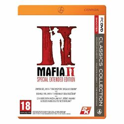 Mafia 2 CZ (Special Extended Edition) na pgs.sk