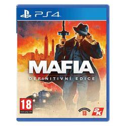 Mafia CZ (Definitive Edition) [PS4] - BAZÁR (použitý tovar) na progamingshop.sk