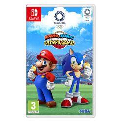 Mario & Sonic at the Olympic Games: Tokyo 2020 [NSW] - BAZÁR (použitý tovar) na progamingshop.sk
