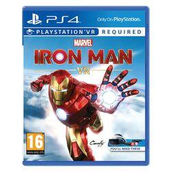 Marvel's Iron Man VR [PS4] - BAZÁR (použitý tovar) na progamingshop.sk