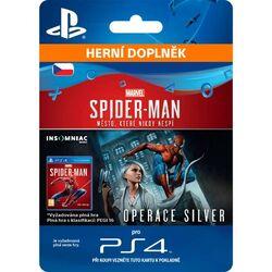 Marvel's Spider-Man (CZ Silver Lining) na progamingshop.sk
