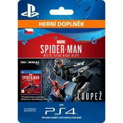 Marvel's Spider-Man (CZ The Heist) na progamingshop.sk