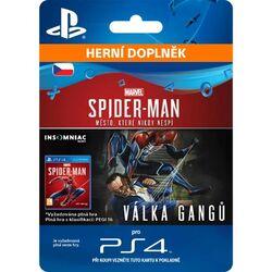Marvel's Spider-Man (CZ Turf Wars) na progamingshop.sk