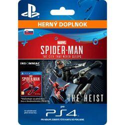 Marvel's Spider-Man (SK The Heist) na progamingshop.sk