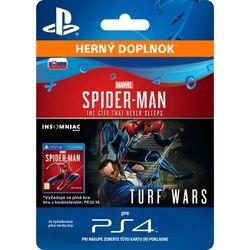Marvel's Spider-Man (SK Turf Wars) na progamingshop.sk