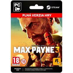 Max Payne 3 [Steam] na pgs.sk