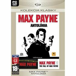 Max Payne Antológia na pgs.sk