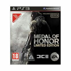 Medal of Honor (Limited Edition) na pgs.sk