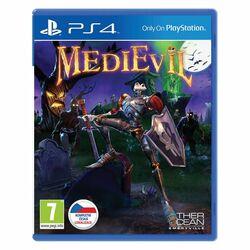 MediEvil CZ [PS4] - BAZÁR (použitý tovar) na progamingshop.sk