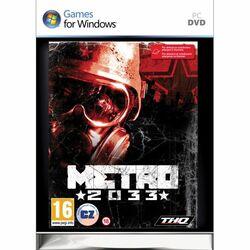 Metro 2033 CZ na progamingshop.sk