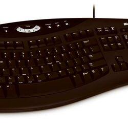 Microsoft Comfort Keyboard 2000 black EN OEM na progamingshop.sk