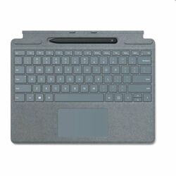 Microsoft Surface Pro X Keyboard + Pen bundle CZ&SK, platinový na pgs.sk