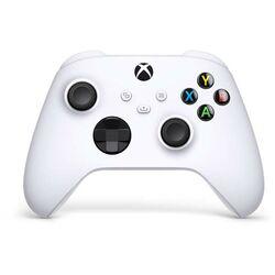 Microsoft Xbox Wireless Controller, robot white - BAZÁR (použitý tovar , zmluvná záruka 12 mesiacov) na pgs.sk