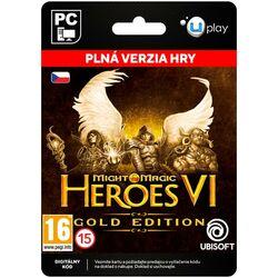 Might & Magic Heroes 6 CZ (Gold Edition) [Uplay] na progamingshop.sk