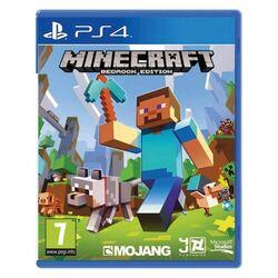 Minecraft (Bedrock Edition) [PS4] - BAZÁR (použitý tovar) na progamingshop.sk