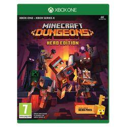 Minecraft Dungeons (Hero Edition) [XBOX ONE] - BAZÁR (použitý tovar) na progamingshop.sk