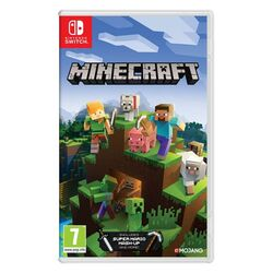Minecraft (Nintendo Switch Edition) na pgs.sk