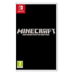Minecraft (Nintendo Switch Edition) [NSW] - BAZÁR (použitý tovar) na progamingshop.sk