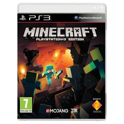 Minecraft (PlayStation 3 Edition) na progamingshop.sk