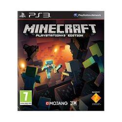 Minecraft (PlayStation 3 Edition) [PS3] - BAZÁR (použitý tovar) na pgs.sk