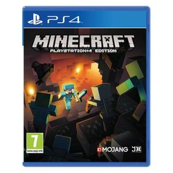 Minecraft (PlayStation 4 Edition) na progamingshop.sk