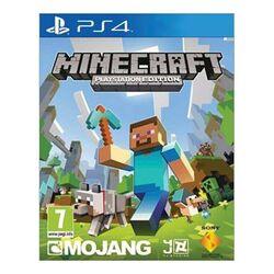Minecraft (PlayStation 4 Edition) [PS4] - BAZÁR (použitý tovar) na pgs.sk