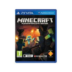 Minecraft (PlayStation Vita Edition) na progamingshop.sk
