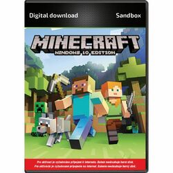 Minecraft (Windows 10 Edition) na progamingshop.sk
