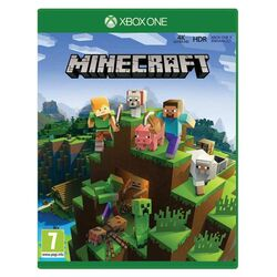 Minecraft (Xbox One Edition) na pgs.sk