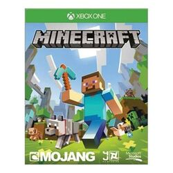 Minecraft (Xbox One Edition) [XBOX ONE] - BAZÁR (použitý tovar) na progamingshop.sk