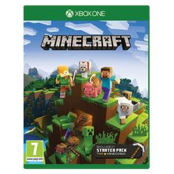 Minecraft (Xbox One Starter Collection) na progamingshop.sk