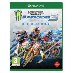Monster Energy Supercross 3 [XBOX ONE] - BAZÁR (použitý tovar) na progamingshop.sk