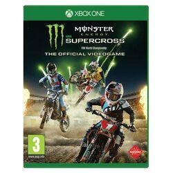 Monster Energy: Supercross [XBOX ONE] - BAZÁR (použitý tovar) na progamingshop.sk