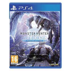 Monster Hunter World: Iceborne (Master Steelbook Edition) na progamingshop.sk