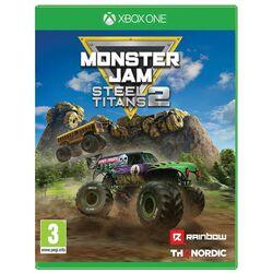 Monster Jam: Steel Titans 2 na progamingshop.sk