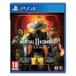 Mortal Kombat 11 (Aftermath Kollection) [PS4] - BAZÁR (použitý tovar) na pgs.sk