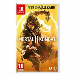 Mortal Kombat 11 [NSW] - BAZÁR (použitý tovar) na pgs.sk