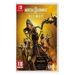 Mortal Kombat 11 (Ultimate Edition) [NSW] - BAZÁR (použitý tovar) na progamingshop.sk