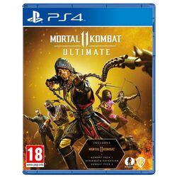 Mortal Kombat 11 (Ultimate Edition) [PS4] - BAZÁR (použitý tovar) na progamingshop.sk
