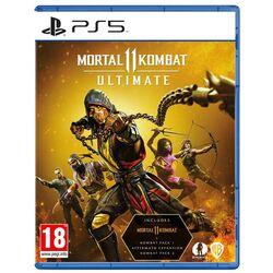 Mortal Kombat 11 (Ultimate Edition) [PS5] - BAZÁR (použitý tovar) na pgs.sk