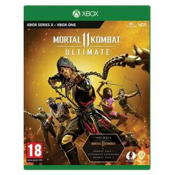 Mortal Kombat 11 (Ultimate Edition) [XBOX ONE] - BAZÁR (použitý tovar) na pgs.sk