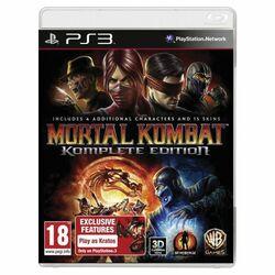 Mortal Kombat (Komplete Edition) na progamingshop.sk
