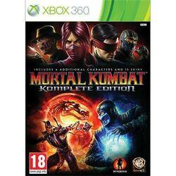 Mortal Kombat (Komplete Edition) [XBOX 360] - BAZÁR (použitý tovar) na progamingshop.sk
