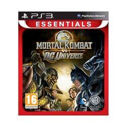 Mortal Kombat vs. DC Universe-PS3 - BAZÁR (použitý tovar) na progamingshop.sk