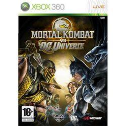 Mortal Kombat vs. DC Universe [XBOX 360] - BAZÁR (použitý tovar) na progamingshop.sk